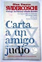 Papel CARTA A UN AMIGO JUDIO