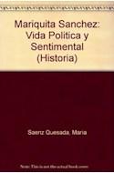Papel MARIQUITA SANCHEZ VIDA POLITICA Y SENTIMENTAL