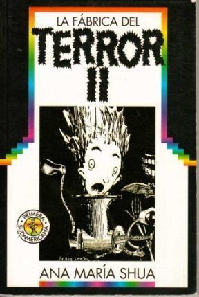 Papel La Fábrica Del Terror 2