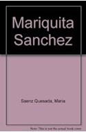 Papel MARIQUITA SANCHEZ VIDA POLITICA Y SENTIMENTAL (COLEC  CION CLAVES)