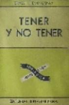 Papel Tener Y No Tener Td