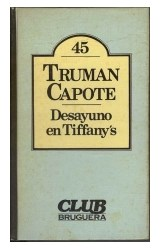 Papel DESYUNO EN TIFFANY'S- POCKET