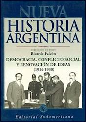 Papel Democracia Conflicto Y Sociedad T Vi N.H.Arg