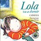 Papel Lola Va A Dormir