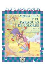 Papel MONA LISA Y EL PARAGUAS DE COLORES (COLECCION CAMINADORES)