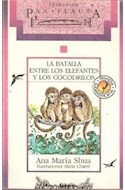 Papel BATALLA ENTRE LOS ELEFANTES Y LOS COCODRILOS (PAN  FLAUTA 2)