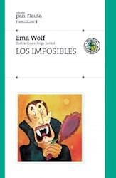 Libro Los Imposibles  Pan Flauta