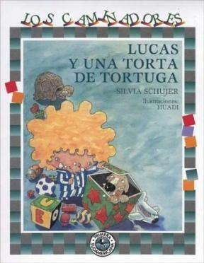 Papel Lucas Y Una Torta De Tortuga