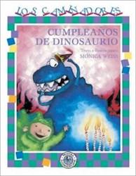 Libro Cumpleaños De Dinosaurio  Los Caminadores A Partir De 4 Años
