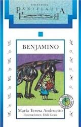 Papel BENJAMINO (COLECCION PAN FLAUTA 68)