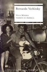 Papel Villa Miseria Tambien Es America, La