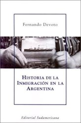 Papel Historia De La Inmigracion Argentina