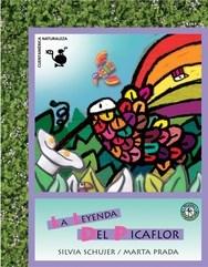 Libro La Leyenda Del Picaflor