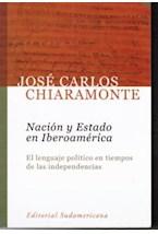 Papel NACION Y ESTADO EN IBEROAMERICA