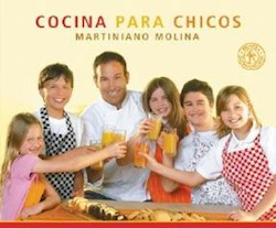 Libro Cocina Para Chicos