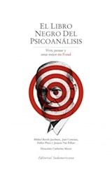 Papel EL LIBRO NEGRO DEL PSICOANALISIS