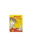Papel MAYOR Y MENOR 1 (COLECCION PRIMERA SUDAMERICANA) (RUSTICA)