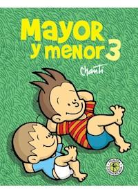 Papel Mayor Y Menor 3