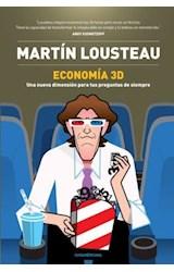 Papel ECONOMIA 3D UNA NUEVA DIMENSION PARA TUS PREGUNTAS DE S  IEMPRE