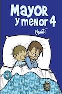 Papel MAYOR Y MENOR 4 (COLECCION PRIMERA SUDAMERICANA)