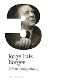 Papel Obras Completas 3 - Borges