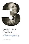 Papel OBRAS COMPLETAS 3 (BORGES JORGE LUIS) (CARTONE)
