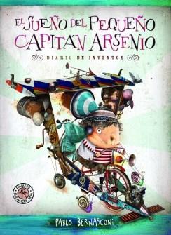 Papel El Sueño Del Pequeño Capitán Arsenio