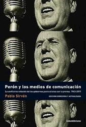 Libro Peron Y Los Medios De Comunicacion