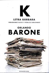 Papel K Letra Barbara