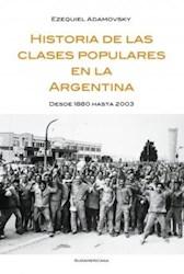 Papel Historia De Las Clases Populares En La Argentina