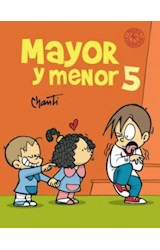 Papel MAYOR Y MENOR 5