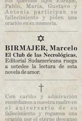 Libro El Club De Las Necrologicas