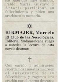 Papel Club De Las Necrologicas, El