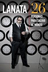 Libro 26 Personas Para Salvar Al Mundo
