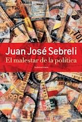 Papel Malestar De La Politica, El