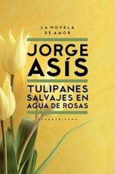 Papel Tulipanes Salvajes En Agua De Rosas