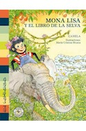 Papel MONA LISA Y EL LIBRO DE LA SELVA (PRIMERA SUDAMERICANA)