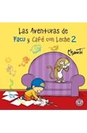Papel AVENTURAS DE FACU Y CAFE CON LECHE 2 (PRIMERA SUDAMERIC  ANA)