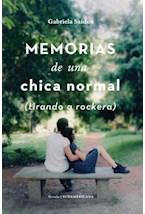 Papel MEMORIAS DE UNA CHICA NORMAL (TIRANDO A ROCKERA)