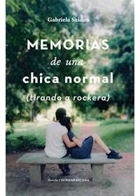 Papel Memorias De Una Chica Normal