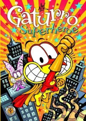 Papel Gaturro Superhéroe