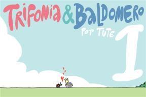 Papel TRIFONIA & BALDOMERO 1