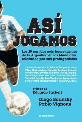 E-book Así Jugamos