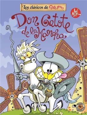 Papel Don Gatote De La Mancha