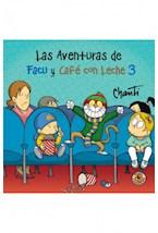 Papel AVENTURAS DE FACU Y CAFE CON LECHE 3