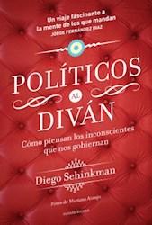 Libro Politicos Al Divan
