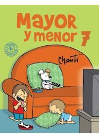 Papel Mayor Y Menor 7