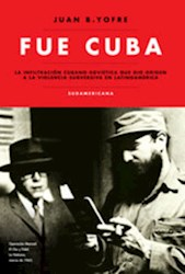 Libro Fue Cuba