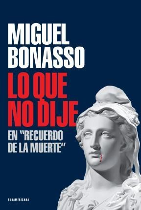 """E-book Lo Que No Dije En """"Recuerdo De La Muerte"""""""