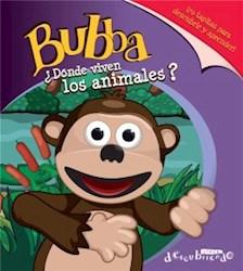 Papel Bubba ¿Dónde Viven Los Animales?